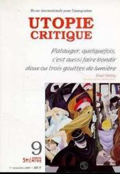 Revue Internationale Pour L'Autogestion - Utopie Critique - Couverture - Format classique