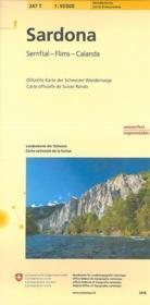 Sardona - Couverture - Format classique