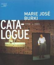 Catalogue, 1998-2003 - Intérieur - Format classique