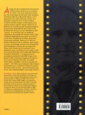Francois Truffaut - 4ème de couverture - Format classique