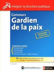 telecharger Concours gardien de la paix (edition 2010) livre PDF/ePUB en ligne gratuit