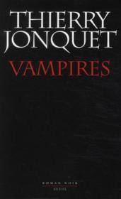 Vampires - Couverture - Format classique