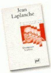 Jean Laplanche - Couverture - Format classique