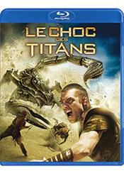 Le Choc Des Titans - Couverture - Format classique