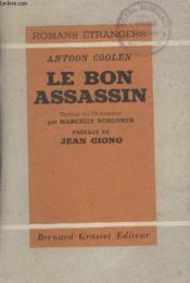 Le Bon Assassin. - Couverture - Format classique