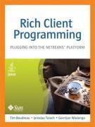 Rich Client Programming - Couverture - Format classique