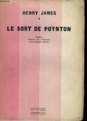 Le Sort De Poynton. - Couverture - Format classique
