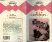 Il Y A Si Longtemps - Couverture - Format classique