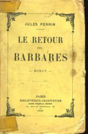 Le Retour Des Barbares - Couverture - Format classique