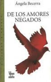 De Los Amores Negados - Couverture - Format classique