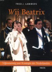 Wij Beatrix - Couverture - Format classique