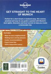 Munich (édition 2019) - 4ème de couverture - Format classique