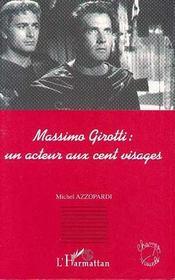 Massimo Girotti ; un acteur aux cent visages - Intérieur - Format classique