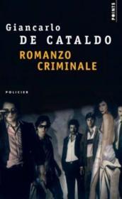 Romanzo criminale - Couverture - Format classique