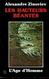 Hauteurs Beantes (Les) - Couverture - Format classique