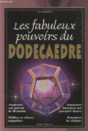 Les fabuleux pouvoirs du dodécaèdre - Couverture - Format classique