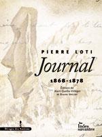 Journal de Pierre Loti 1868-1878 - Couverture - Format classique