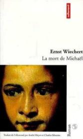 La Mort De Michael - Couverture - Format classique