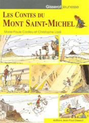 Les contes du mont saint-michel - Couverture - Format classique