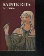 Sainte rita de cascia - Couverture - Format classique
