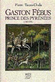 Gaston febus, prince des pyrenees - Couverture - Format classique