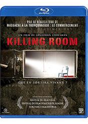 Killing Room - Couverture - Format classique