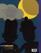 Tiloui et Tinon - 4ème de couverture - Format classique