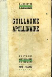 Guillaume Apollinaire. - Couverture - Format classique