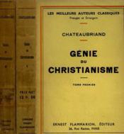 Genie Du Christianisme. En 2 Tomes. - Couverture - Format classique