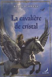 La cavalière de cristal - Couverture - Format classique