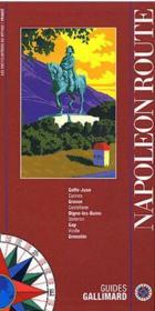 Napoleon route - Couverture - Format classique