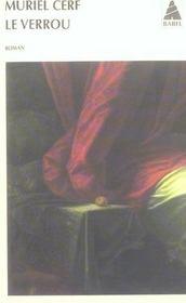 Le verrou babel 738 - Intérieur - Format classique