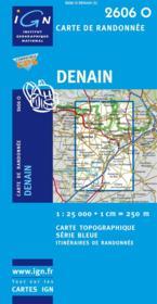 Denain - Couverture - Format classique