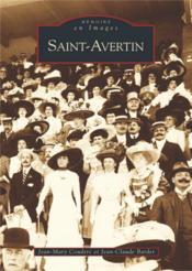 Saint-Avertin - Couverture - Format classique