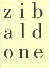 Zibaldone - Couverture - Format classique