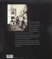Tanger et tetouan [exposition, galerie delacroix de tanger, du 20 juin au 31 aout 2003] - 4ème de couverture - Format classique