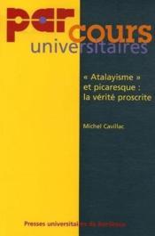 «atalayisme» et picaresque : la vérité proscrite - Couverture - Format classique