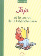 Jojo et le secret de la bibliothécaire - Intérieur - Format classique