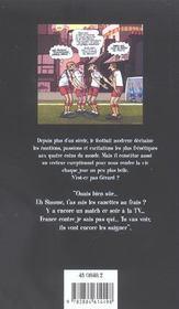 Le Petit Guide Humoristique Du Foot - 4ème de couverture - Format classique