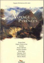 Voyage aux Pyrénées - Couverture - Format classique
