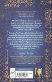 The Night Of The Mi'Raj - 4ème de couverture - Format classique