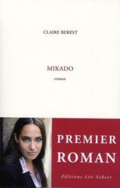 Mikado - Couverture - Format classique