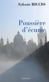 Poussière d'écume - Couverture - Format classique