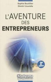 L'aventure des entrepreneurs ; constats et enjeux (2 édition) - Couverture - Format classique