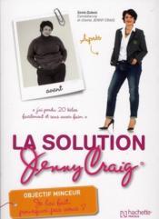 La solution de Jenny Craig - Couverture - Format classique