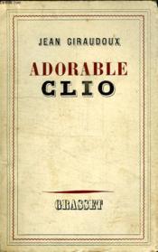 Adorable Clio. - Couverture - Format classique