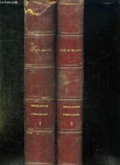 2 Tomes. Histoire De La Revolution Francaise. - Couverture - Format classique