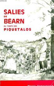 Salies De Bearn Au Temps Des Piquetalos - Couverture - Format classique