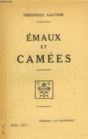 Emaux Et Camees - Couverture - Format classique