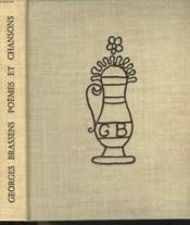 Coffret Vingt Ans De Georges Brassens. Poemes Et Chansons. 11 Disques + 1 Livre. - Couverture - Format classique